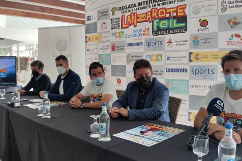 Lanzarote Foil Challenge 2