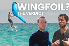 WING FOIL: THE VERDICT