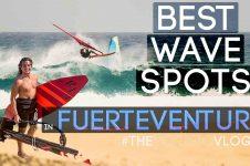 FUERTEVENTURA'S BEST WAVE-SPOTS GUIDE
