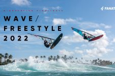 FANATIC AND DUOTONE WAVE AND FREESTYLE HIGHLIGHT CLIP