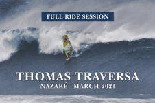 THOMAS TRAVERSA: PORT TACK NAZARE